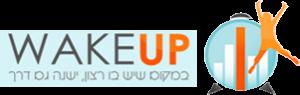 לוגו wake up